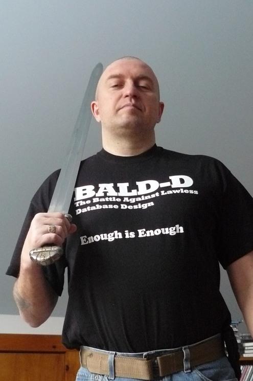 bald-d